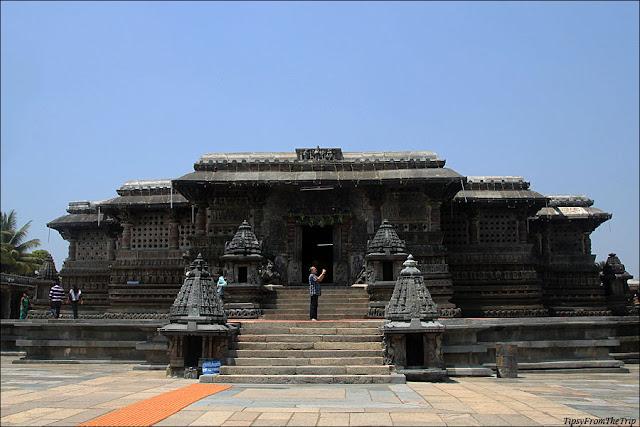 Chennakesava Temple, Belur.