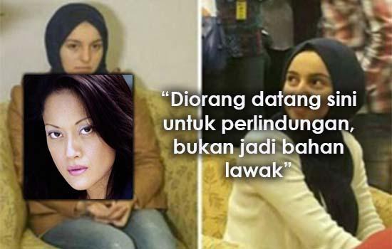 Ida Nerina bengang gadis pelarian Syria jadi bahan lawak