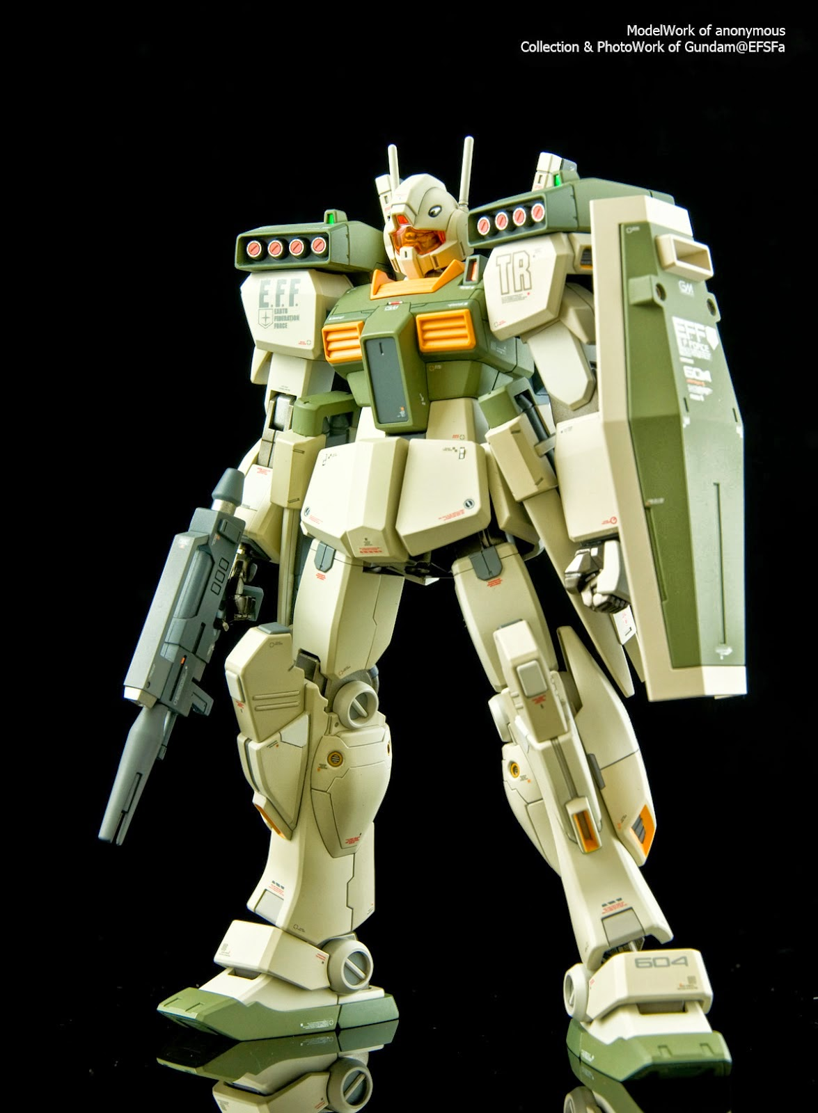 gundam century gm III unicorn series