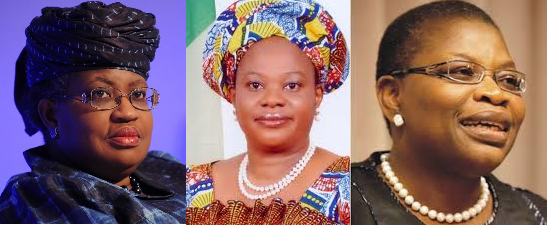 Nigeria first female president?