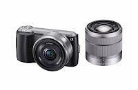 sony nex-c3 nexc3 e-mount camera