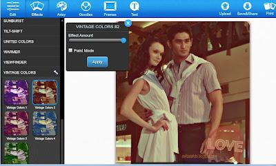 edit foto online untuk profil blackberry