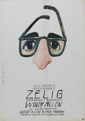 """No Filme """"Zelig"""" Woody Allen faz uma Fábula sobre a Psicologia de Massas do Século XX"""