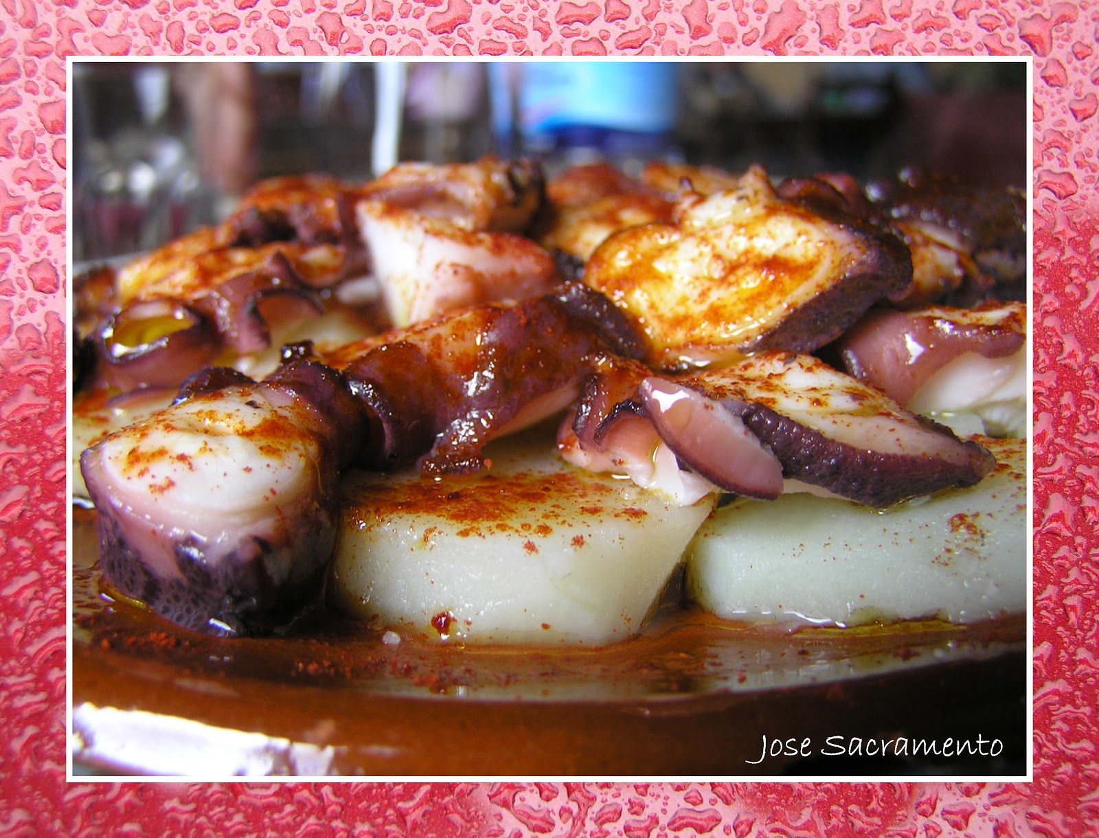 Guachinches Parranderos Pulpo A La Gallega