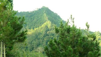Gunung Manglayang Tempat Wisata Untuk Menguji Adrenalin