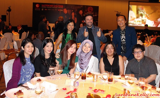 Dinner with the MasterChef Asia Judges, Westin KL, MasterChef Asia judges, Chef Susur Lee, Chef Bruno Menard, Chef Audra Morrice