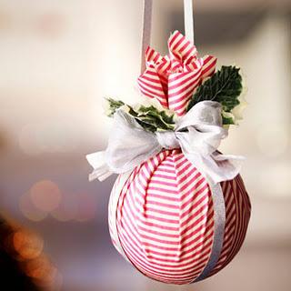 Chiribambola adornos navide os diy 2011 - Adornos navidenos diy ...