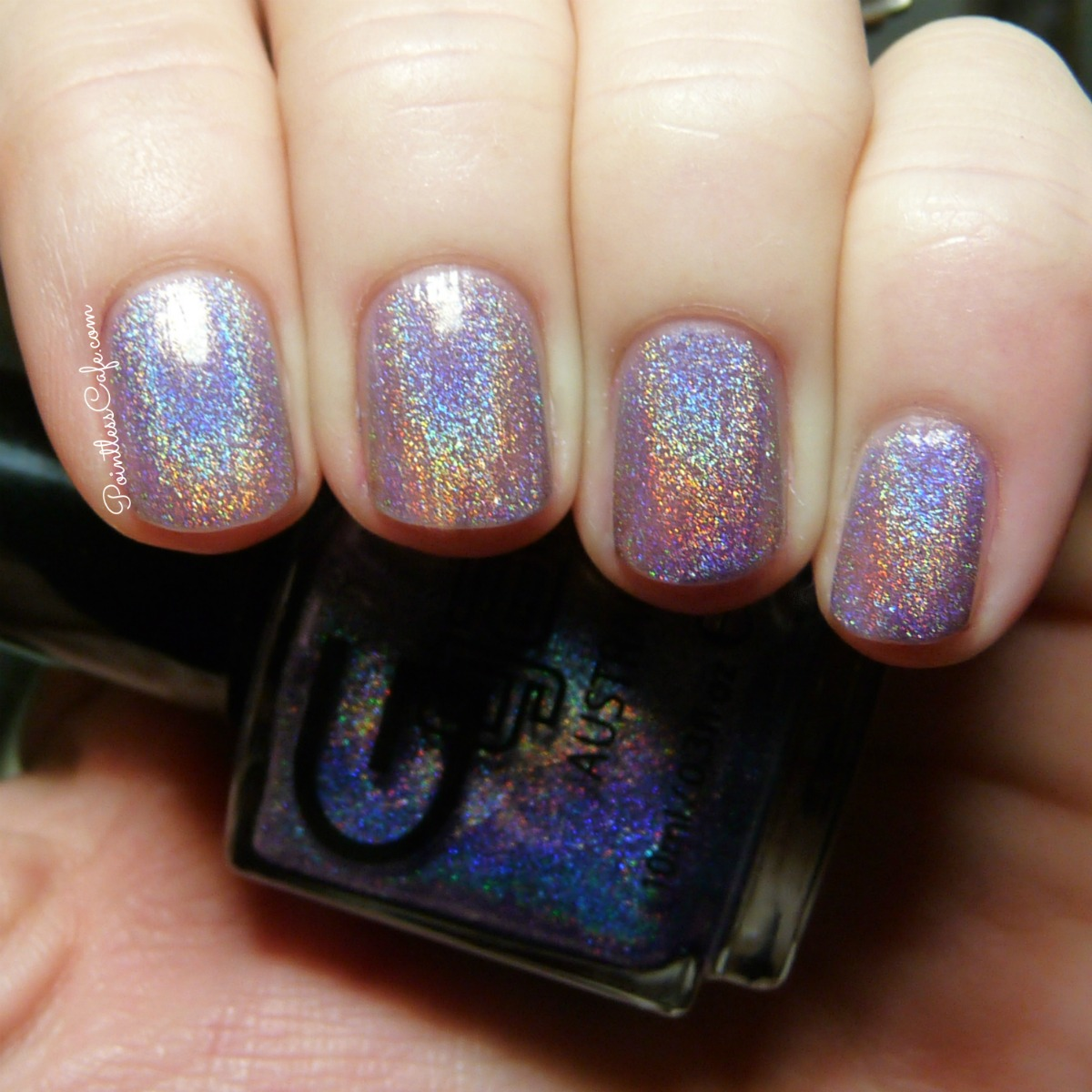 Easter/Spring Argyle Nail Art with Glitter Gal Swatches and Review ...