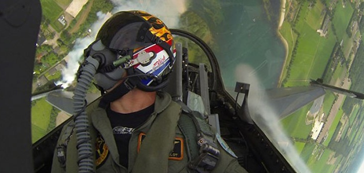 Το συγκλονιστικό μήνυμα του πιλότου του F-16: «Μολών λαβέ -Οι ήρωες πολεμούν ως Έλληνες» (βίντεο)