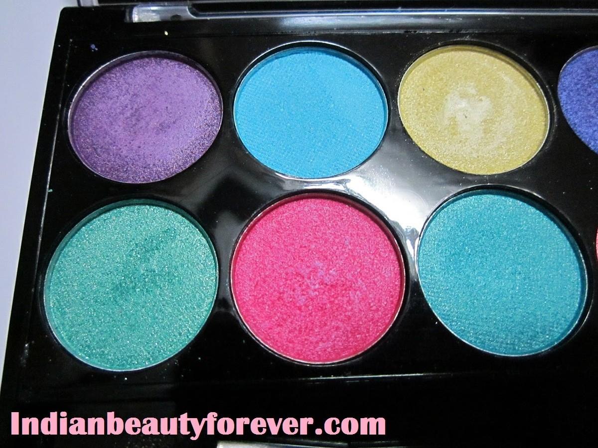 MUA (Makeup Academy) palette poptastic