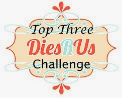Top Three Winner - Dies R Us Challenge
