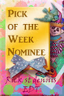 Pick of the week Nominee 27-07-2015