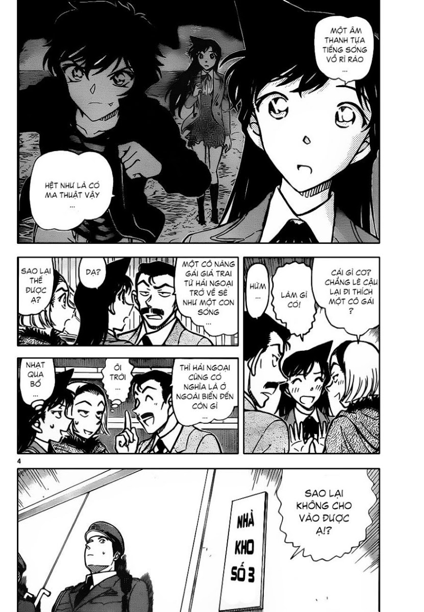 Detective Conan - Thám Tử Lừng Danh Conan chap 846 page 6 - IZTruyenTranh.com
