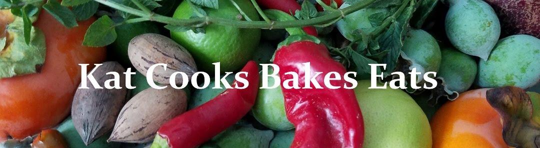 Kat Cooks Bakes Eats