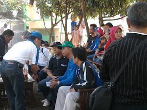 PAK CAMAT MANDALAJATI, WAKIL WALIKOTA BANDUNG DAN LURAH KARANG PAMULANG