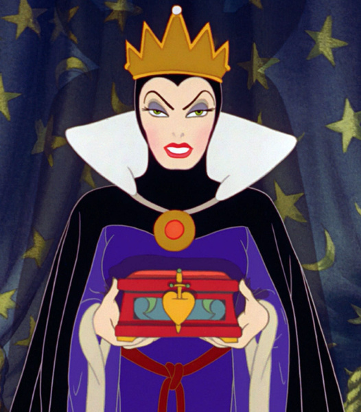 Kogo przypominasz? Evil+queen