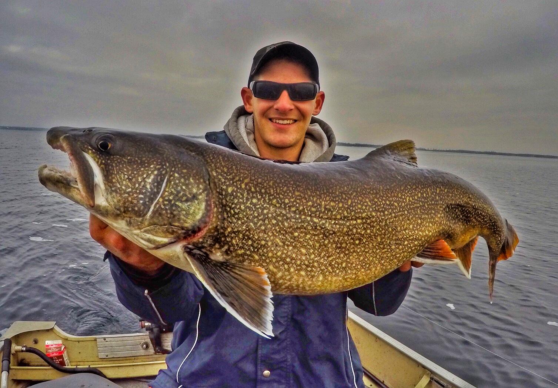 Lake Ontario Lake Trout