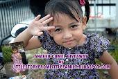 Anakku Comel Giveaway by Littlestoryfromlittlefamily