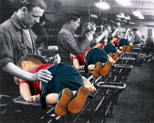Las crisis capitalistas y la producción de víctimas