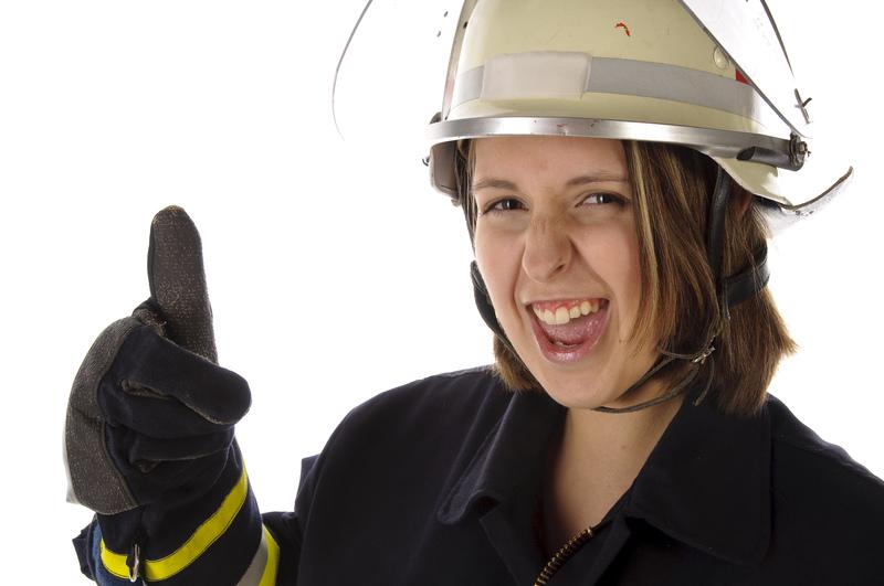 Feuerwehr frauen single