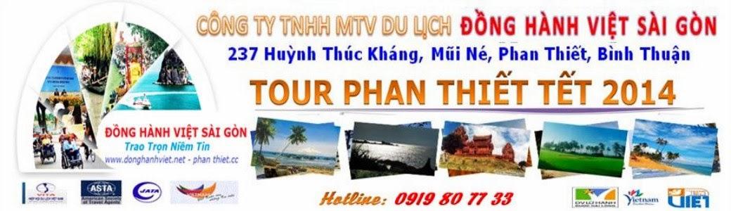 TOUR DU LỊCH PHAN THIẾT TẾT 2015