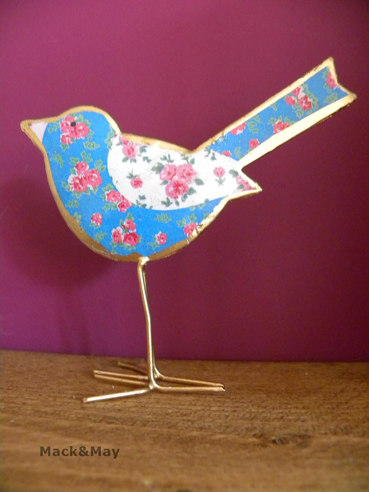 photo of bird ornament
