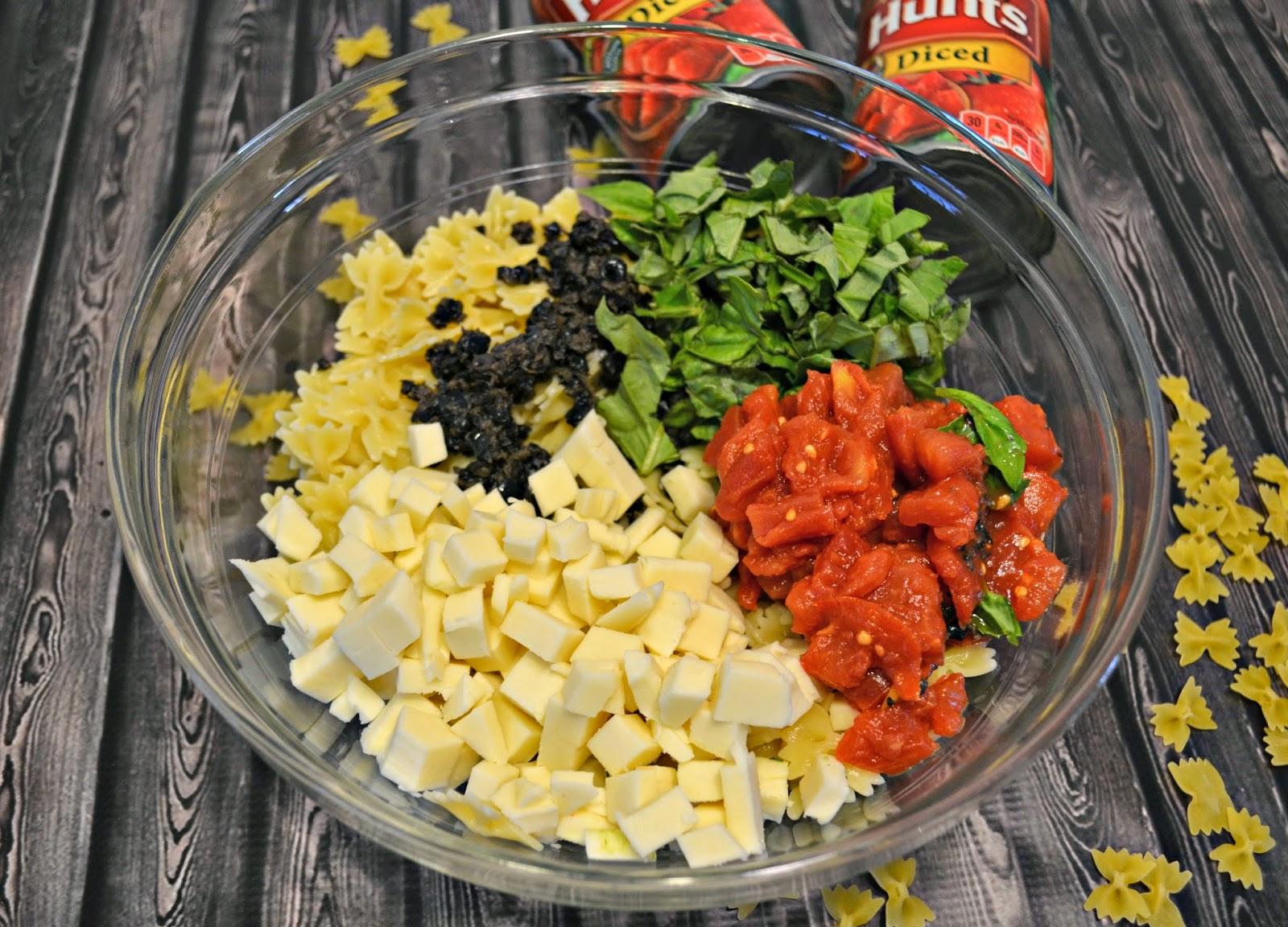 Easy party pasta salad recipe