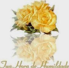 Tua hora de humildade