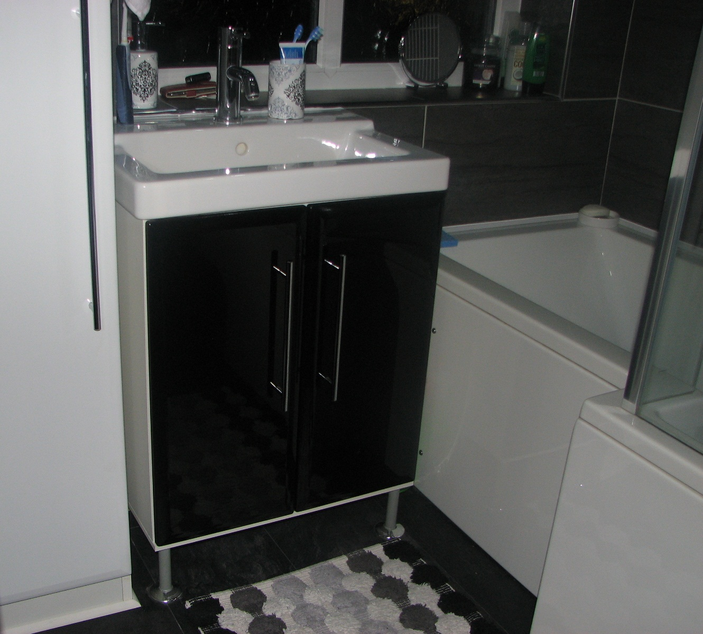 Fitted bathroom furniture ikea