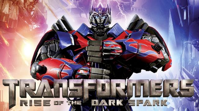 Download Game Transformers Rise of the Dark Spark