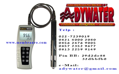 YSI ECOSENSE ODO200 OPTICAL DO/TEMPERATURE | 081322 599149 | JUAL ORP METER | JUAL DO METER
