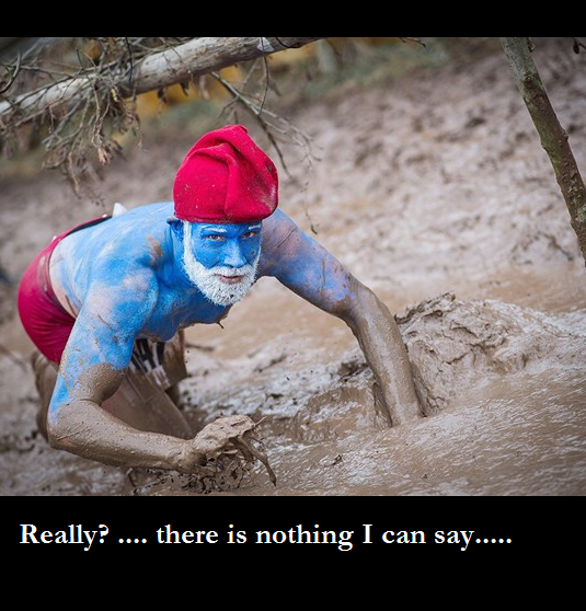 funny smurf fame image