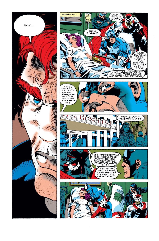 Captain America (1968) Issue #418 #367 - English 11