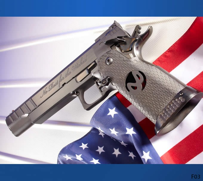 infinity 2011. infinity firearms strayer-voigt custom 1911 unlimited pistol perfection 2011