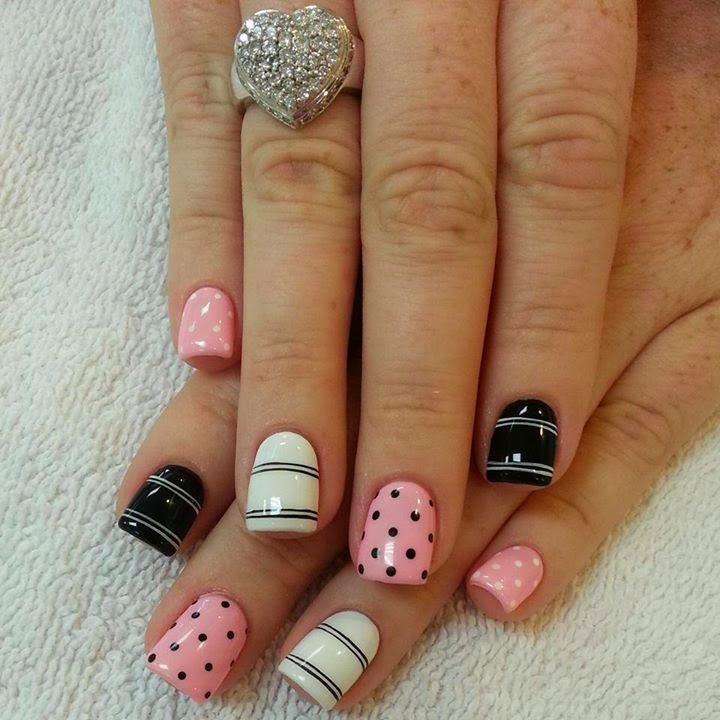 Latest Nails Designs #13.