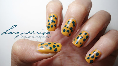 Lacqueerisa: The All Different Spots (gloss)