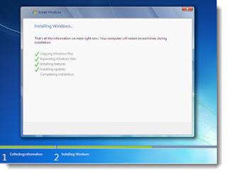 شرح تثبيت ويندوز 7 windows خطوة خطوة بالصور 9