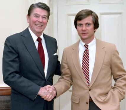 The one on the right is the Gipper's communicator.
