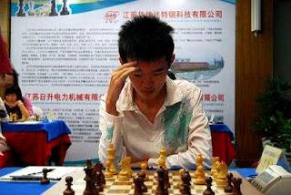 Echecs en Chine : Ding Liren leader du tournoi