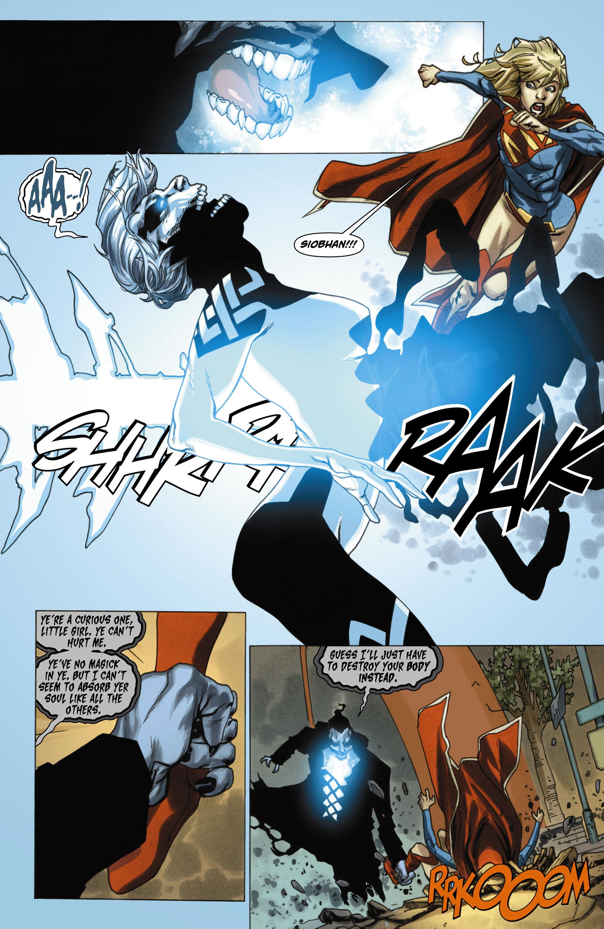 Supergirl (2011) Issue #9 #11 - English 14