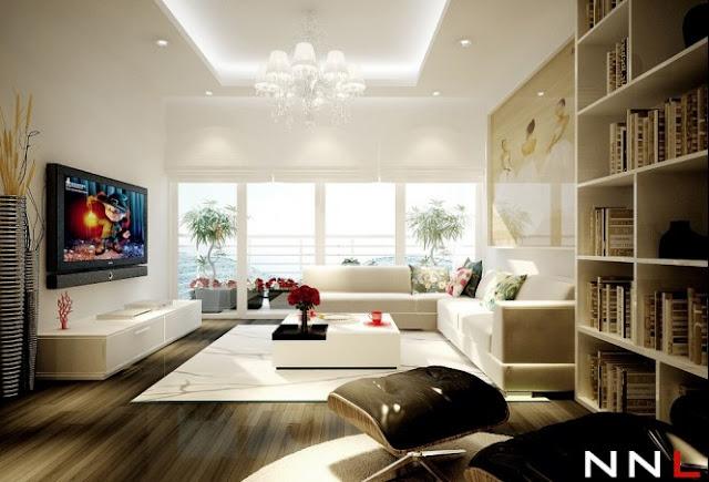 Desain Living Room Terbaik 2013