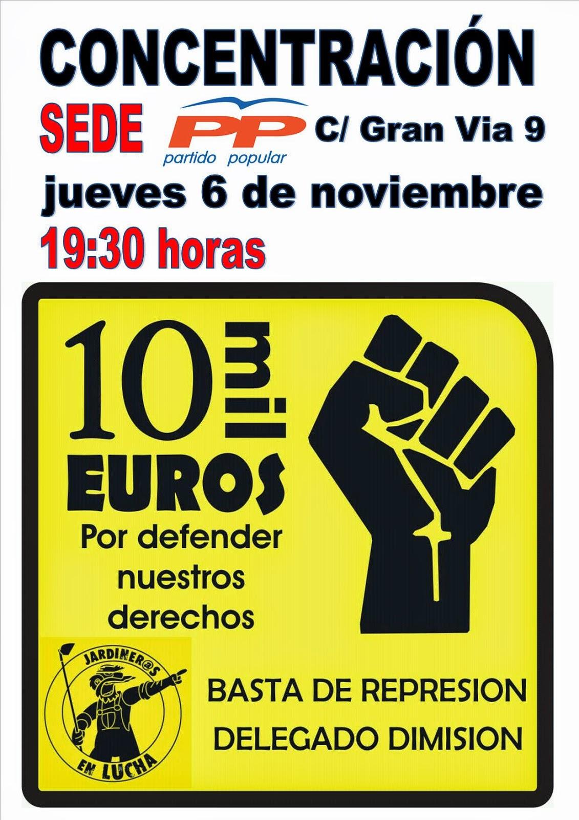 CGT JARDINERIA ARAGON: octubre 2014