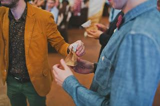 Свадьба Оли и Андрея (детали)