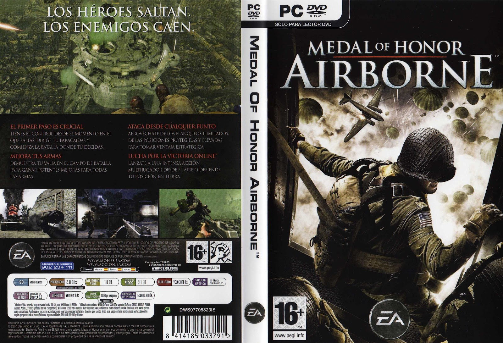 medal of honor airborne download pc ita