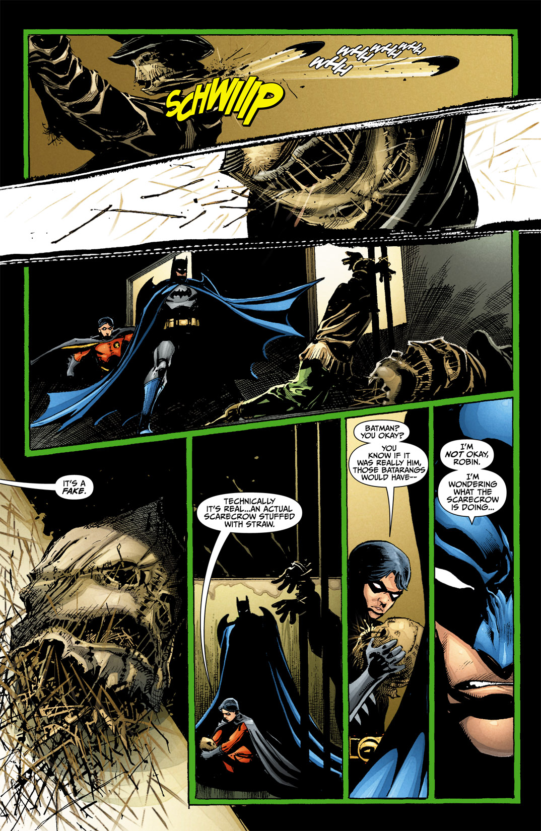 Detective Comics (1937) Issue #835 Page 19
