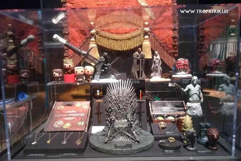 merchandising juego de tronos