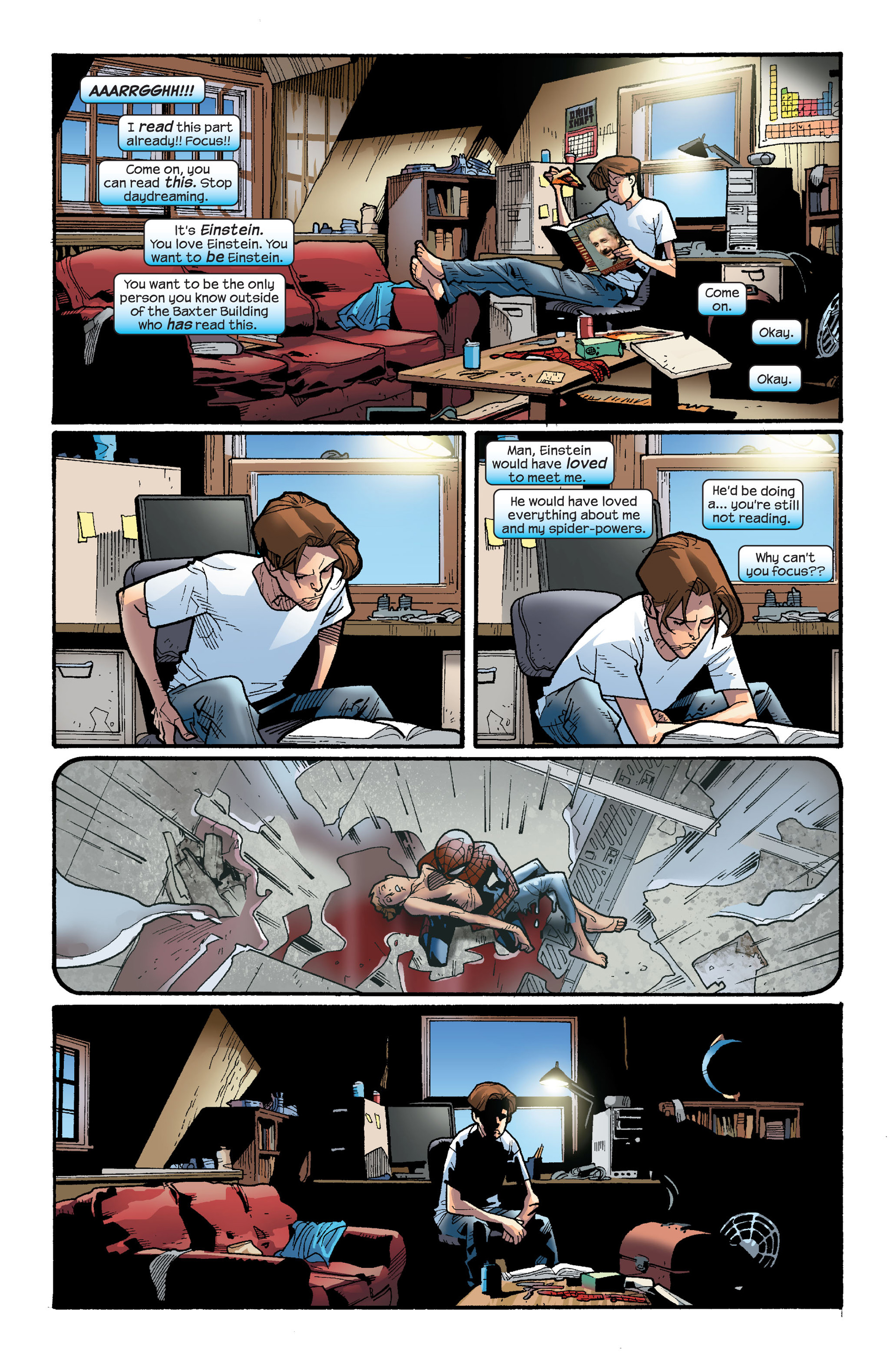 Ultimate Spider-Man (2000) Issue #118 #122 - English 3