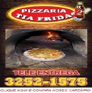 Confira Cardápio Tia Frida 2