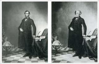 Retrato de Lincoln
