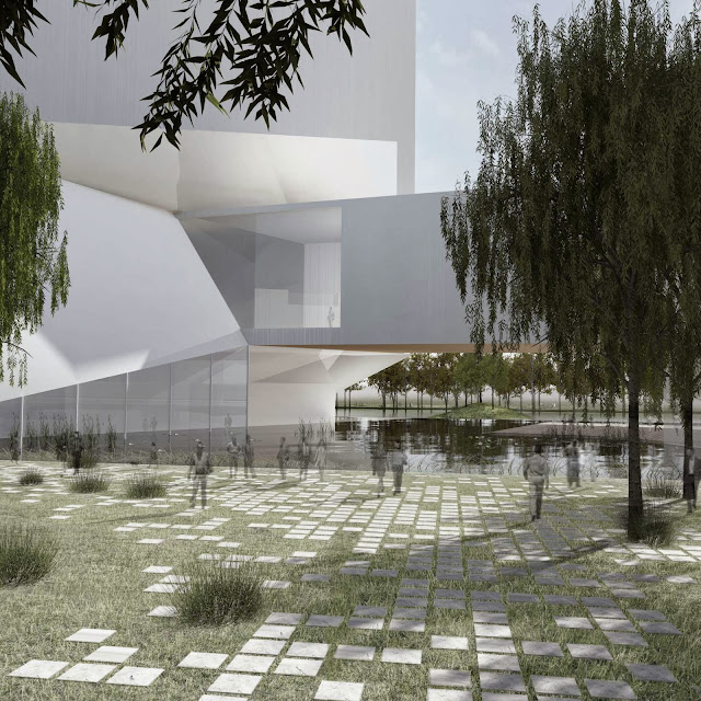 05-Steven-Holl-Wins-Qingdao-Culture-and-Art-Center-Competition